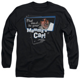 Long Sleeve: American Grafitti - Mamma's Car T-shirts