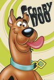 Scoubidou (Scooby-Doo) - portrait Affiches