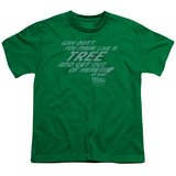 Youth: Back to the Future - Make Like a Tree Shirts