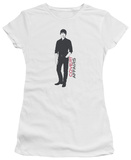 Juniors: Covert Affairs - Auggie Standing T-shirts