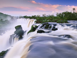 Waterfalls, Iguacu National Park, Argentina Photographic Print by Frans Lanting