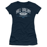 Juniors: Back to the Future - Hill Valley 2015 T-shirts