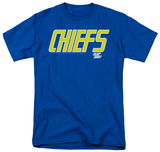 Slap Shot - Chiefs Logo Shirt