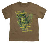 Youth: Lord of the Rings - Slow Talker T-shirts