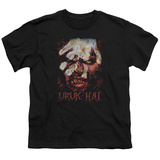 Youth: Lord of the Rings - Uruk Hai Shirts