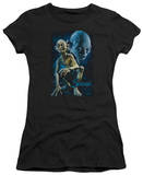 Juniors: Lord of the Rings - Smeagol T-Shirt