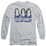 Long Sleeve: Slap Shot - Brothers Shirt
