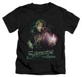 Youth: Lord of the Rings - Samwise the Brave T-shirts