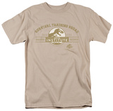 Jurassic Park - Survival Training Squad T-shirts