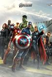 Avengers-Airbase Poster