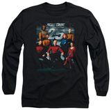 Long Sleeve: Star Trek - 25th Anniversary Crew T-Shirt