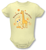 Infant: Baby Tweety - High Places T-shirts