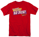Fast Times at Ridgemont High - No Dice T-Shirt