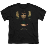 Youth: Lord of the Rings - Frodo One Ring T-shirts