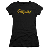 Juniors: Grimm - Grimm Logo Shirt