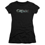 Juniors: Grimm - Bloody Grimm Logo T-shirts