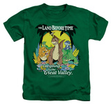 Juvenile: Land Before Time - The Great Valley T-shirts