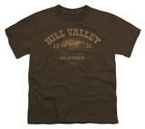 Youth: Back to the Future - Hill Valley 1855 T-shirts