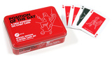 Sex Position of The Day Playing Cards Tin Set Playing Cards