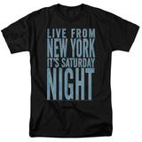 Saturday Night Live - Its Saturday Night T-Shirt