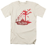 The Birds - Birds on a Wire T-Shirt