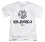 Juvenile: Back to the Future - Mr Fusion Logo Shirt