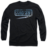 Long Sleeve: Star Trek - TNG 25 Enterprise T-shirts
