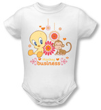 Infant: Baby Tweety - Monkey Business Shirts
