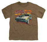 Youth: Back to the Future - Wild West Shirts
