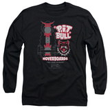 Long Sleeve: Back to the Future - Pit Bull T-shirts