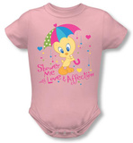 Infant: Baby Tweety - Love &amp; Affection Shirts