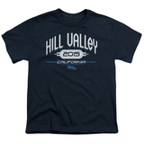 Youth: Back to the Future - Hill Valley 2015 Shirt