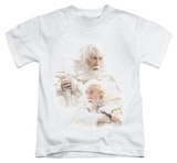 Youth: Lord of the Rings - Gandalf the White Shirts