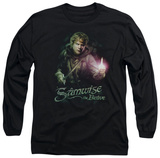 Long Sleeve: Lord of the Rings - Samwise the Brave T-shirts