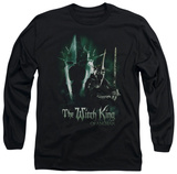 Long Sleeve: Lord of the Rings - Witch King T-Shirt