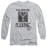 Long Sleeve: Back to the Future - Fluxing T-Shirts