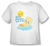 Youth: Baby Tweety - Bright Shirts