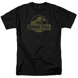 Jurassic Park - Distressed Logo T-Shirts