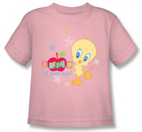 Toddler: Baby Tweety - Apple T-shirts