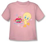 Toddler: Baby Tweety - Apple T-Shirt