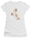 Juniors: Lord of the Rings - Gandalf the White T-Shirt