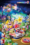 Nintendo-Marioparty 9 Posters
