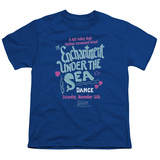 Youth: Back to the Future - Under the Sea T-shirts