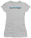 Juniors: Up All Night - Up All Night Logo T-Shirt