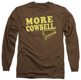 Long Sleeve: Saturday Night Live - Cowbell Long Sleeves