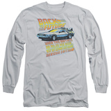 Long Sleeve: Back to the Future - 88 MPH T-Shirt