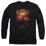 Long Sleeve: Lord of the Rings - Balrog T-Shirt