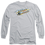 Long Sleeve: Smokey and the Bandit - Smokey Logo T-Shirt