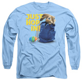 Long Sleeve: Hop - Just Hop In T-shirts