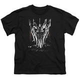Youth: Lord of the Rings - Big Sauron Head T-shirts